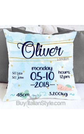 Customizable pillowcase with name