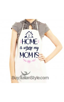 Worlds Best Mom Apron