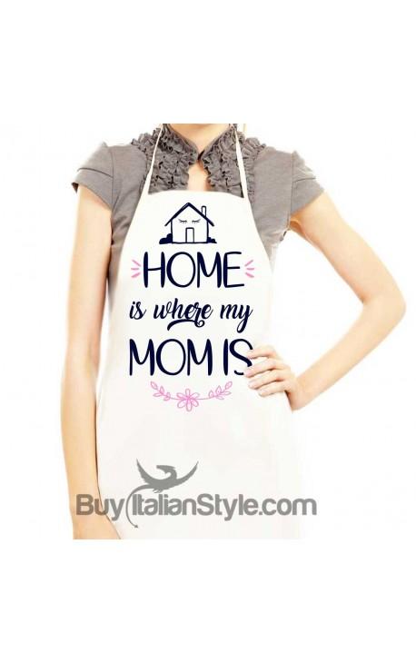 Worlds Best Mom Apron