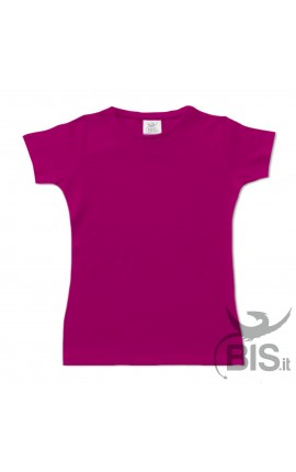 T-shirt bimbo manica corta configuratore