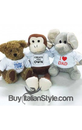 Personalised teddy bears Text&Photo
