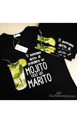 t-shirt ti avevo detto di prendere un mojito non un marito