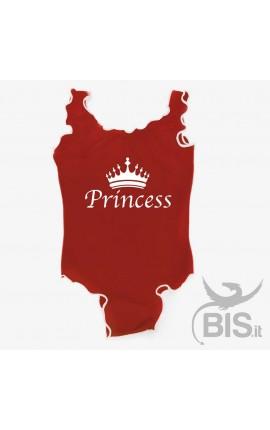 Costume un pezzo bimba PRINCESS