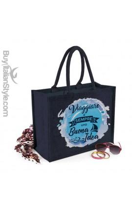 "Sea Bag ""Travel"""