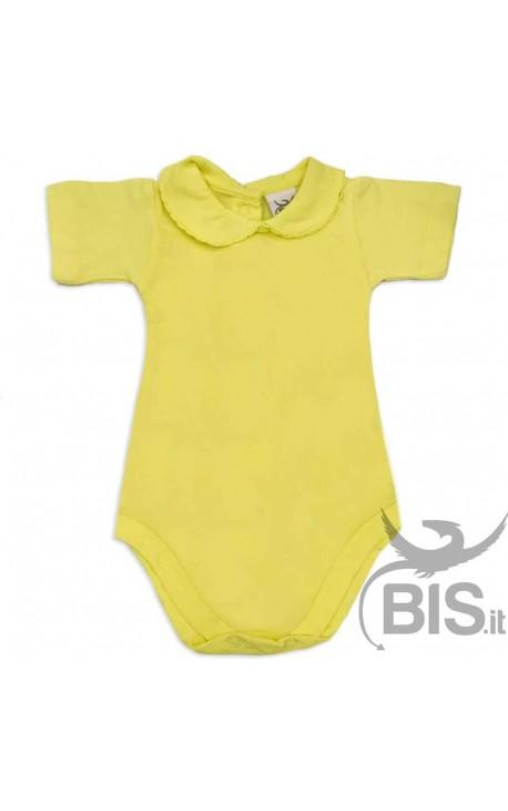 Body neonata colletto personalizzabile configuratore