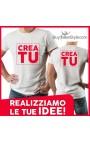 T-shirt uomo PERSONALIZZABILE