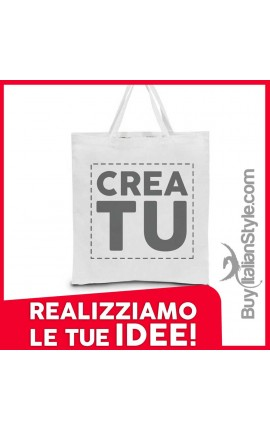 Shopper bag PERSONALIZZABILE