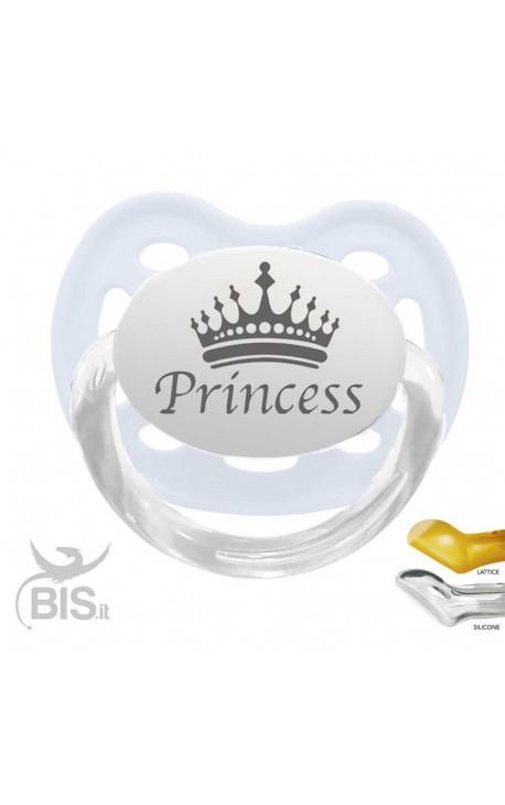 """Ciuccio modello Love """"Princess"""""""