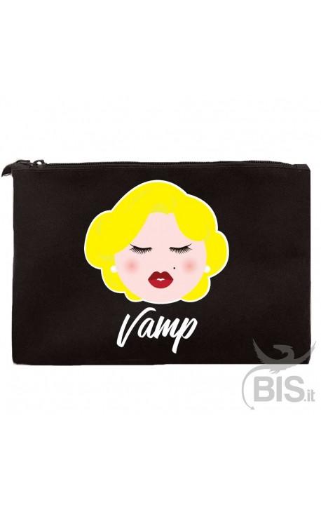 "Pochette tela Marilyn ""VAMP"""