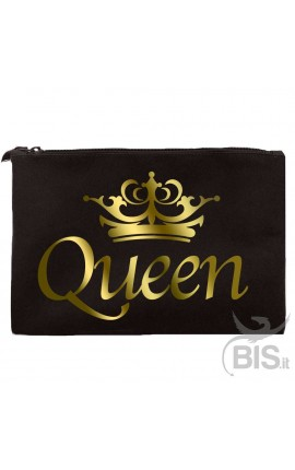 "Canvas Pochette ""Queen"""