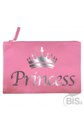 "Canvas Pochette ""Princess"""