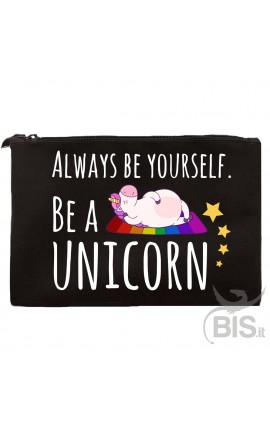 Canvas Pochette UNICORN