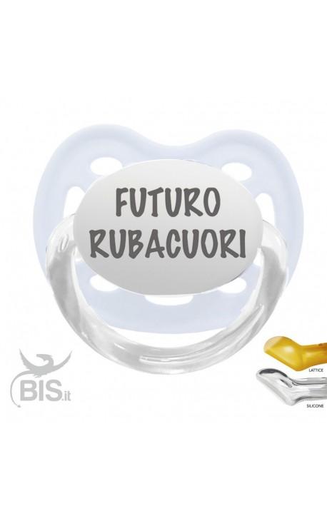 """Ciuccio modello Love """"Futuro Rubacuori"""""""