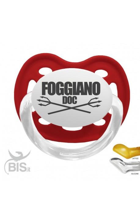 """Ciuccio modello Love """"Foggiano doc"""""""""""