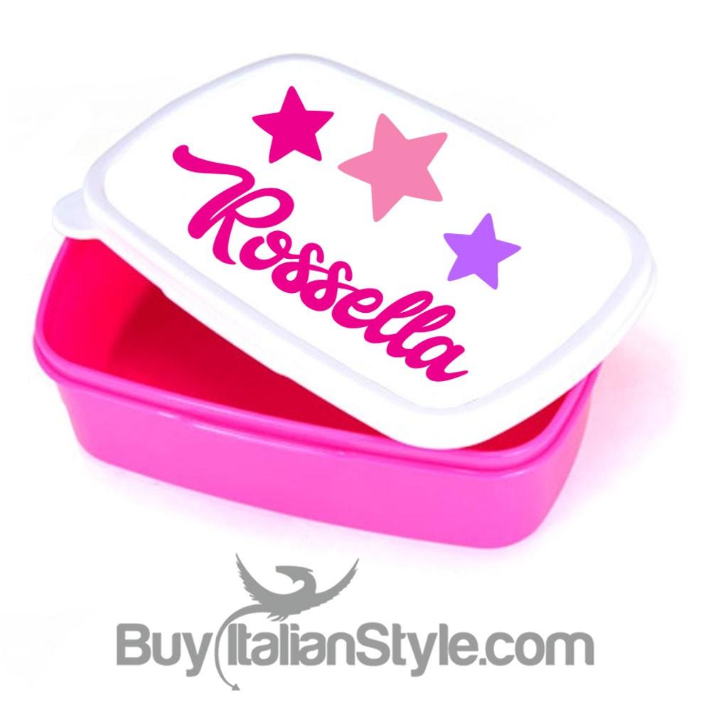 Customizable Unicorn Lunch box