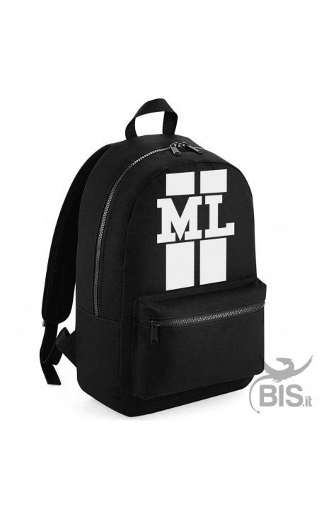 """Personalized Backpack MAXI """"Simplex"""" Initials"""