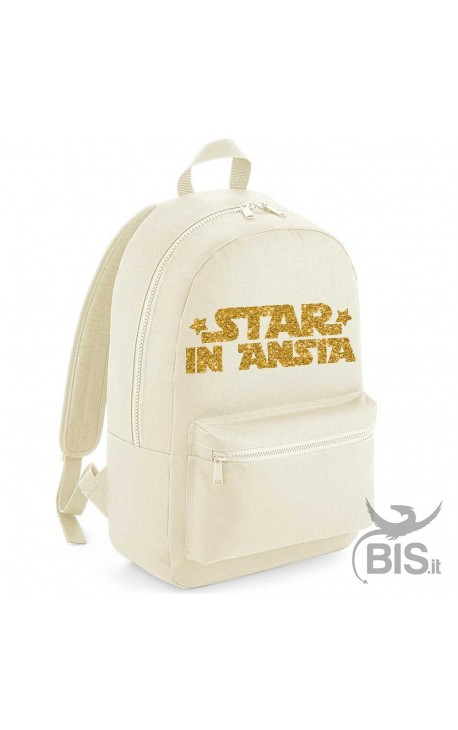 "Personalized Backpack MAXI ""Simplex"" Star"