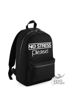 """Zaino MAXI """"Simplex"""" NO STRESS please"""