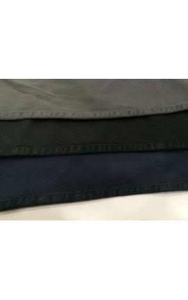 Pantaloni premaman con fascia ALTA elasticizzata