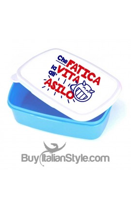 Customizable Lunch box with name
