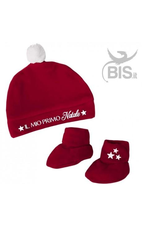 kit cappellino e scarpine estivo