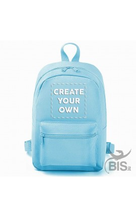 "Personalized Backpack MINI ""Simplex"""