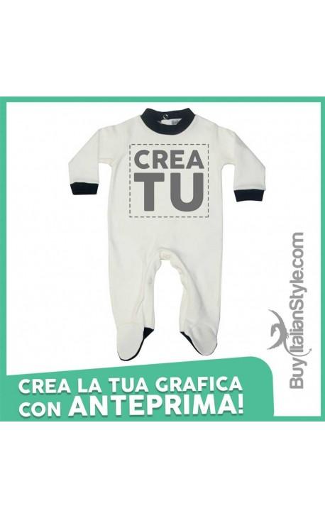 """Tutina neonato """"personalizzabile"""" con configuratore"""