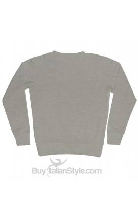 Customizable woman / man sweatshirt with text and photo