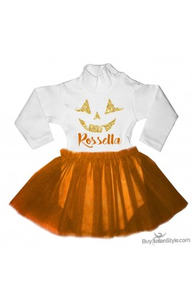 "Costume Halloween Neonata ""Piccola Strega"""