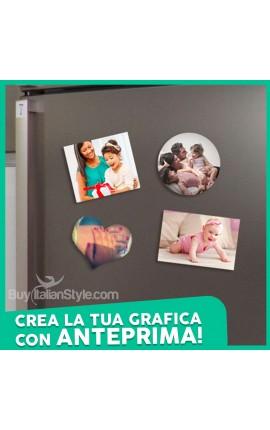 calamita magnete da frigno personalizzabile con foto
