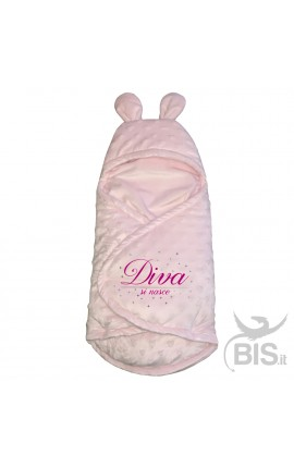 "Sleeping Sack ""Born to be a Diva"""