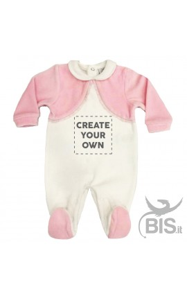 Personalized Baby Girl Romper Configuration