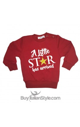 "Unisex Sweatshirt ""A Little Star has arrived"""