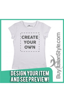 Women's T-Shirt Configuration
