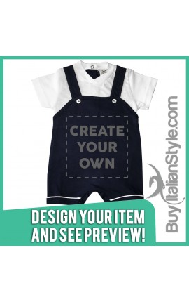 Baby Boy Romper Overalls Configuration