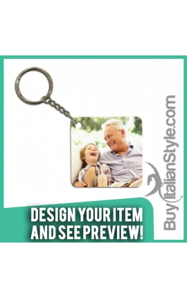 Personalized PHOTO Keyring Configuration