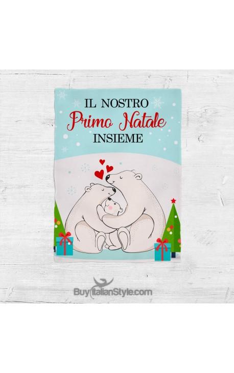 """Plaid """"Il nostro primo Natale insieme"""""""