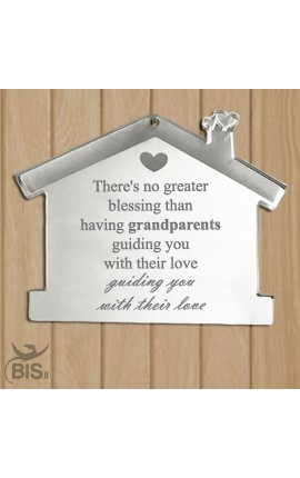 "Door Hanger Home ""Grandparents"""