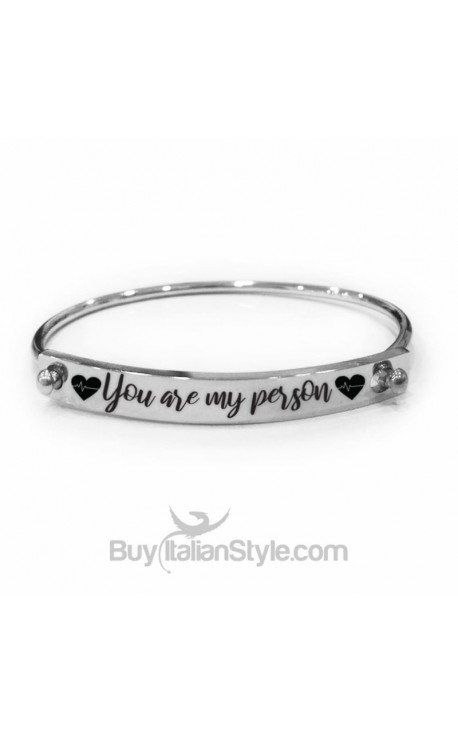 """Personalized Engraved Bracelet """"Create Your Own"""""""