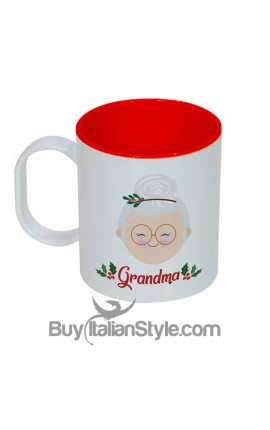 Christmas Coffee Mug Grandma