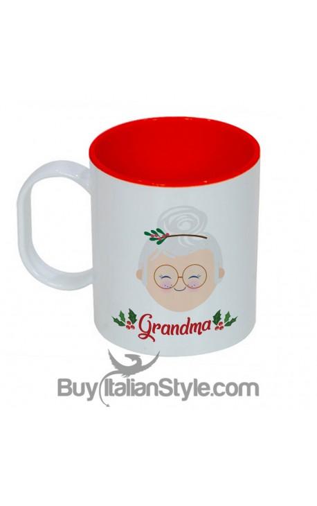 Christmas Coffee Mug Grandma