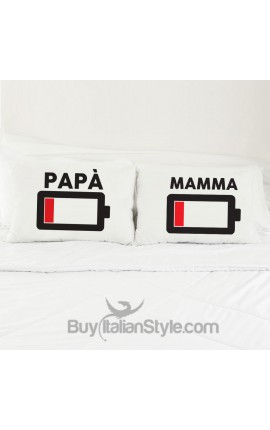 "Couples pillowcases ""Low..."