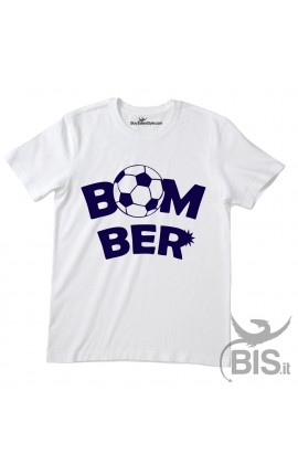 "T-shirt uomo mezza manica ""Bomber"""