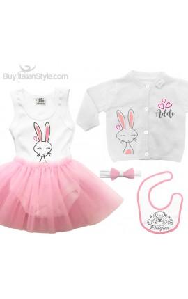 Outfit Pasqua Neonata