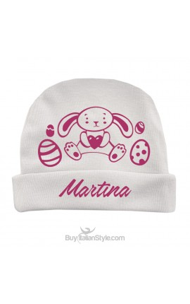 Customizable  baby hat with name