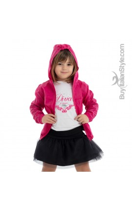 Outfit Bimba Diva si Nasce