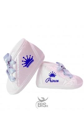"""Scarpine da culla neonato """"Prince"""""""