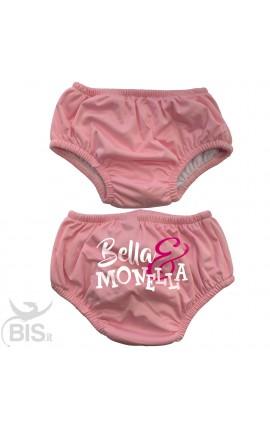 """Costume neonata pannolino """"Bella & Monella"""""""