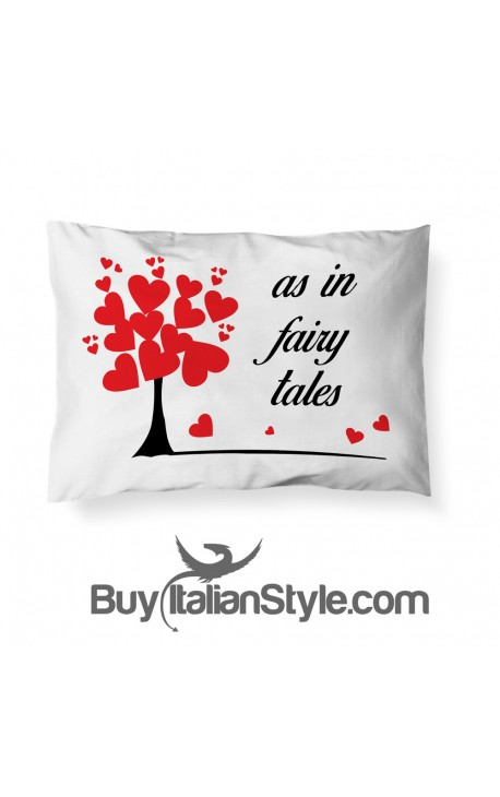 "Pillowcases ""as in fairy tales"""