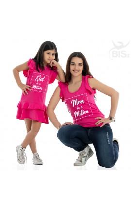 Coordinato Mom & Kid in a Million